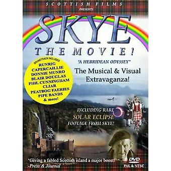 Skye the Movie [DVD] DVD Região 2