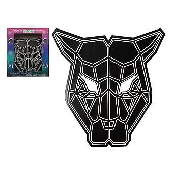 Mask LED Bull