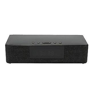 Colonna altoparlante Bluetooth wireless protable per la radio Home Theater TV| Altoparlanti portatili (nero)