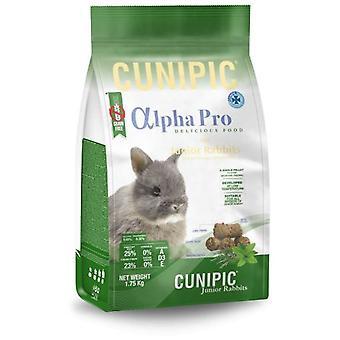 Cunipic Alpha Pro Junior Rabbit (små husdjur, torrfoder och blandningar)