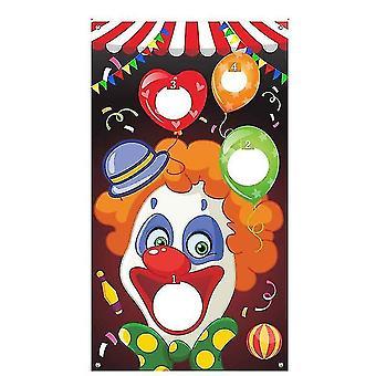 Hauska pelata pavun pussit lelu ulkona teema juhla karnevaali pelit lelut turvallinen heittää heittopussit (#05)