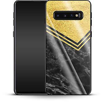 Gold Marble by caseable Designs Luxury Phone Case Samsung Galaxy S10 Plus