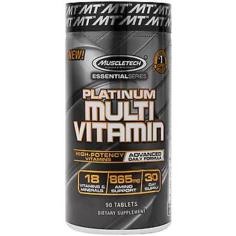 Platinum Multi Vitamin - 90 tablets