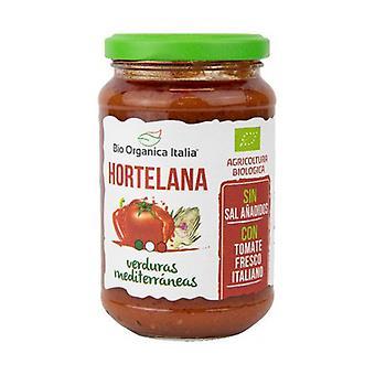 Hortelana tomato sauce with Mediterranean vegetables 325 ml