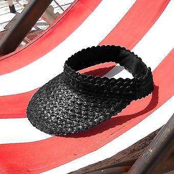 כובע מגן פנדה - שחור