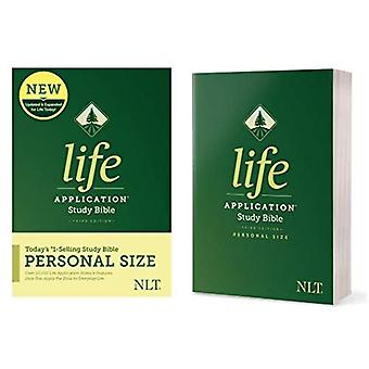 NLT Life Application Study Bible, Third Edition, Paperback