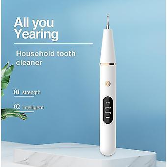Dental floss dental calculus remover elektrisk tartar tann flekker fjerning husholdning tannvekter|oral irrigatorer