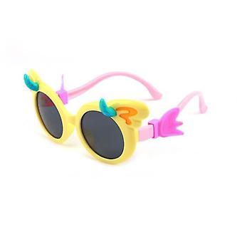 Barn&s tecknade coola solglasögon