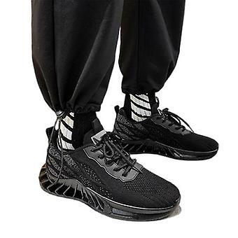 نمط جديد لينة أسفل الفشار أحذية الرجال الصيف تنفس
