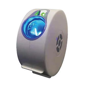 Bluetooth Hudba Starry Sky Projection Light LED 3D laserové svetlo ovládané zvukom