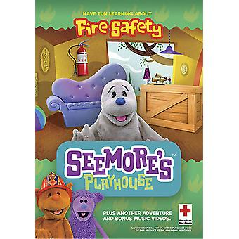 Fire Safety [DVD] USA import