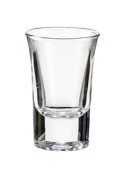 Pack of 6 La Maison Party Shot Glassware Bar Glasses 3.4cl