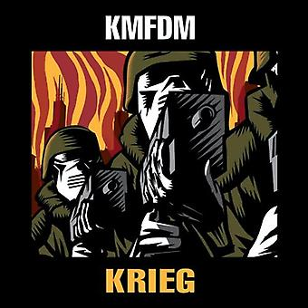 KMFDM - Krieg [CD] USA import