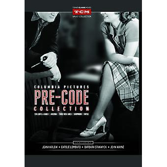 Columbia Pictures Pre-Code Collection [DVD] USA import