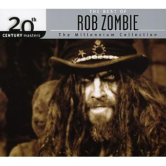 Rob Zombie - importation USA millénaire Collection-20th Century Masters [CD]
