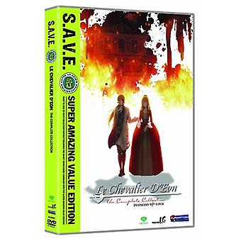 Le Chevalier D'Eon: importación de los E.e.u.u. sistema de la caja-S.a.V.E. [DVD]
