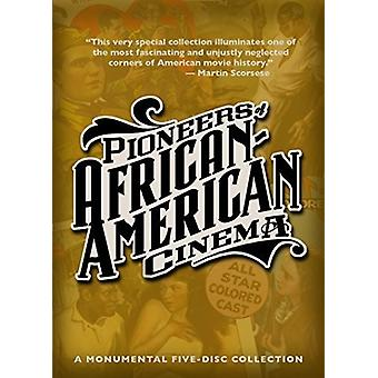 Pioneers of African American Cinema (5 Discs) [DVD] USA import