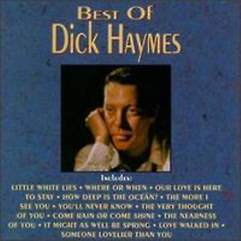 Dick Haymes - beste van Dick Haymes [CD] USA import
