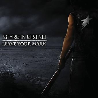 Stars in Stereo - Leave Your Mark (LP) [Vinyl] USA import