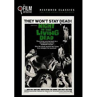 Night of the Living Dead [DVD] USA import