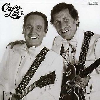 Importer des Atkins/Paul - Chester & Lester (American jalons) [CD] é.-u.