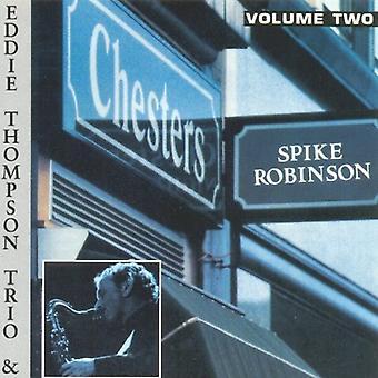 Robinson/Thompson - Robinson/Thompson: Vol. 2-at Chesters [CD] USA import