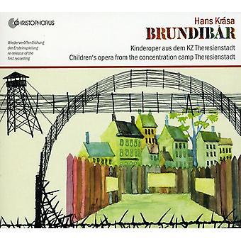 Maria Veronika Gruters - Hans Kr Sa: Brundib R [CD] USA import