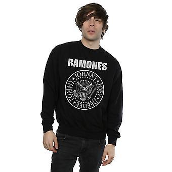 Ramones mannen presidentiële zegel Sweatshirt
