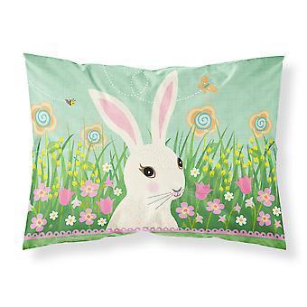 عيد الفصح الأرنب أرنب النسيج القياسية وسادة