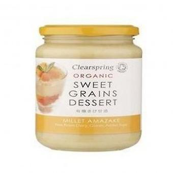 Clearspring - Sweet Grains Dessert - millet 370g