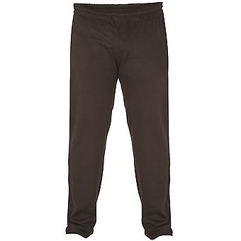 D555 Rory Kingsize Lightweight Fleece Jogging Bottom