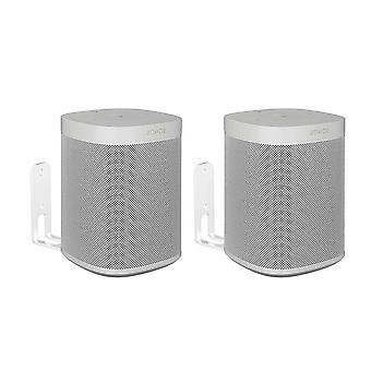 Vebos wall mount Sonos One white set
