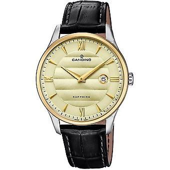 Candino watch classic of classic timeless C4640-2