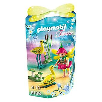 Playmobil 9138 Collectable Fairy Girl With Storks