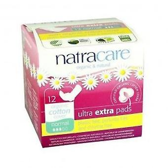 Natracare - almofadas Extra Ultra Normal 12pads