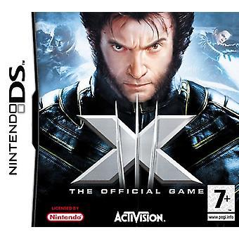 X-Men The Official Movie Game (Nintendo DS) - Novo