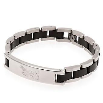 Liverpool Black Inlay Bracelet