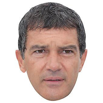 Antonio Banderas Maske