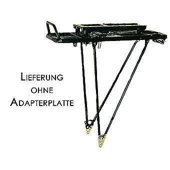 Pletscher system baggage carrier master 26″ 28″ / / black