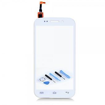 WIKO scala display touch screen digitalizzatore bianco
