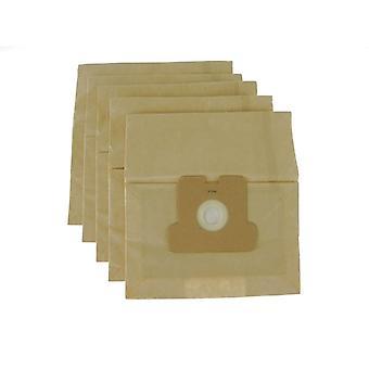 Damm-papperspåsar med kompakt dammsugare, Hoover