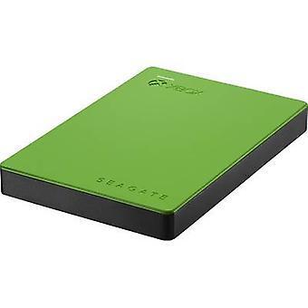 Dysk Seagate gier na Xbox przenośny 2,5 zewnętrzny twardy dysk 2 TB czarny zielony USB 3.0