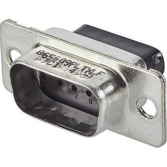 FCI D-SUB 865609PLTXLF D-SUB Stiftleiste 180 ° Anzahl der Stifte: 9 1 Stk.(s)