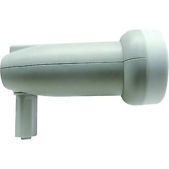 Smart TELS Single LNB gold-plated terminals, weatherproof