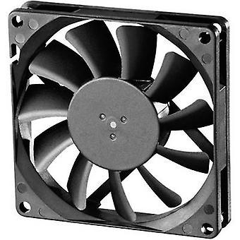 Sunon EE80151S1-000U-A99 axiale ventilator 12 V DC 62,86 m³/h (L x b x H) 80 x 80 x 15 mm