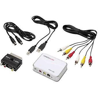 TerraTec Grabster AV 300 MX Video grabber wraz z oprogramowanie do edycji wideo