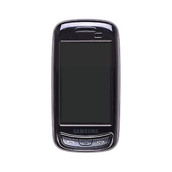 Draadloze oplossing Snap-On Case voor Samsung SGH-A877 indruk (rook)