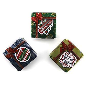Cheatwell Games festif Fun Tins - Set 1