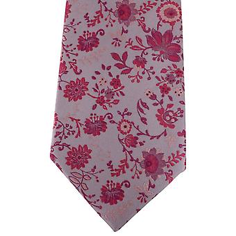 Posh and Dandy Floral Tie - Lilac