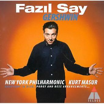Fazil Say - Fazil Say [CD] USA import